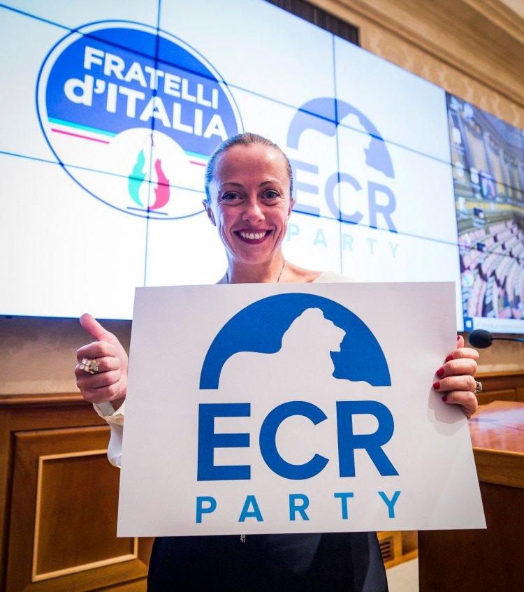 Giorgia Meloni avanza in Europa coi conservatori