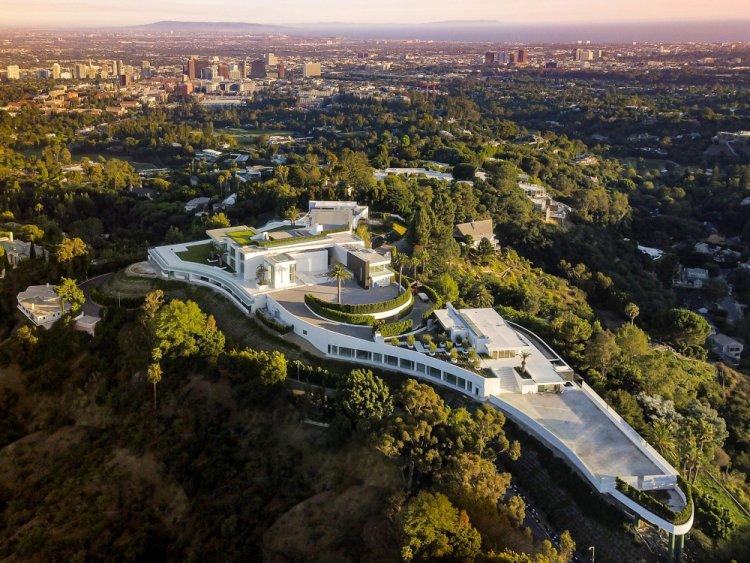 A Bel Air c'è la villa più cara del mondo