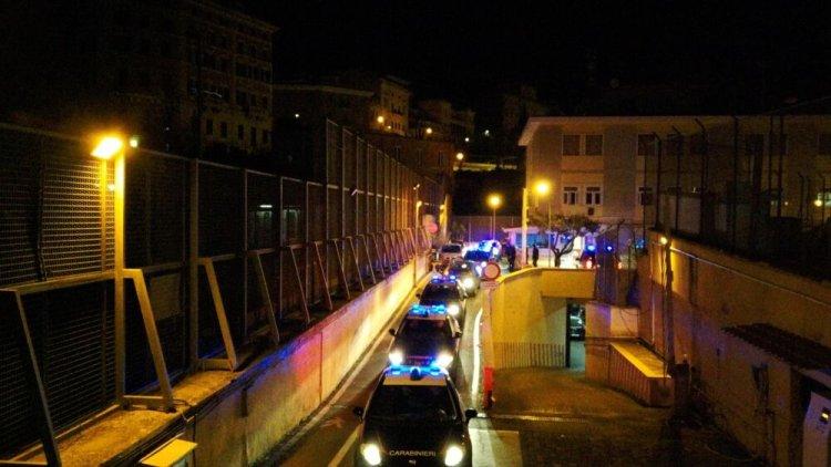 Operazione Tusculum: 8 arresti a Roma per usura, estorsione, droga e armi