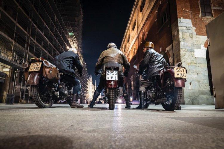 """Il centenario di Moto Guzzi: """"Il coraggio di andare oltre"""""""
