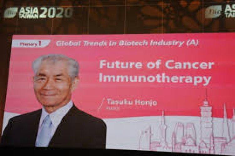 Premio Nobel scienziato immunologo Tasuku Honjo, covid NON è naturale