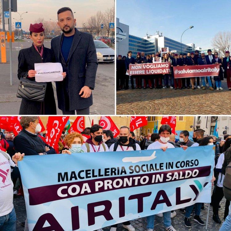 Air Italy. Gianluca Griffo del sindacato FILT CGIL, mesi durissimi