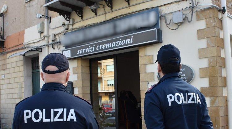 Palermo, Cosa Nostra nel settore delle onoranze funebri