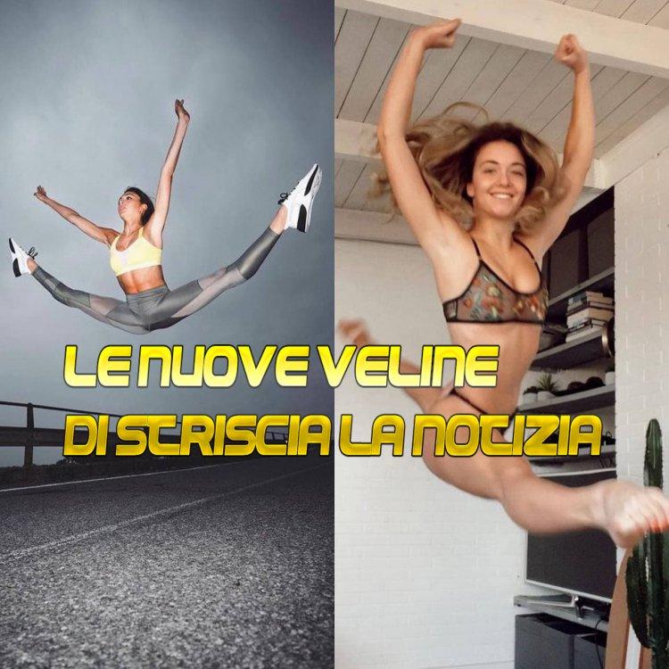 Le Nuove VELINE di STRISCIA la NOTIZIA – Greta Zuccarello e Giulia Pelagatti