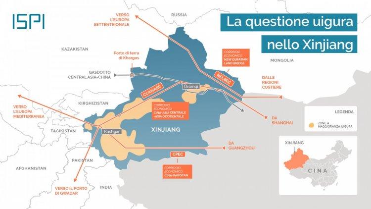 Cina, Europa troppo debole, Delmastro:  no ai prodotti del Xinjiang,