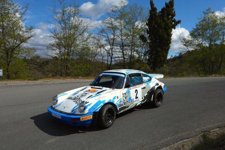Targa Florio: Da Zanche al via su Porsche