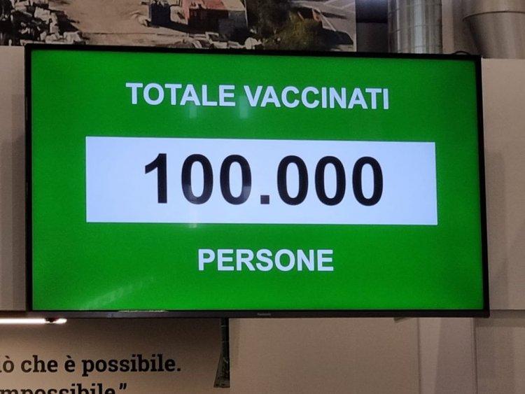 Coronavirus, 10 comuni con piu' contagi prov.VA-28 marzo 2021