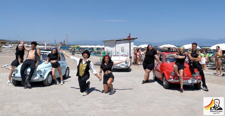 """CORIGLIANO-ROSSANO (CS): Successo per il """"1° Fiat 500 World Wide Meeting"""""""