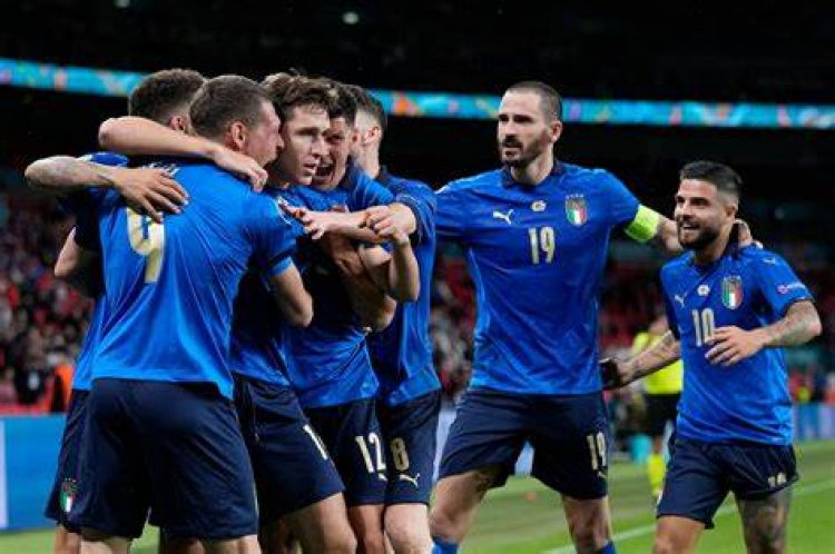Euro2020 ,Foad Aodi(Amsi);Grandi Azzurri