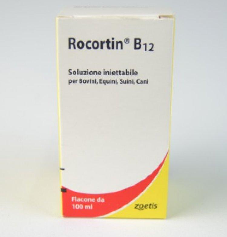 Ritirato lotto medicinale veterinario ROCORTIN B12