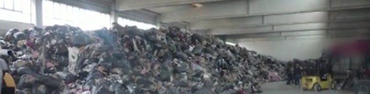 Carabinieri. /Traffico illecito di rifiuti tessili, prodotti soprattutto da aziende cinesi,