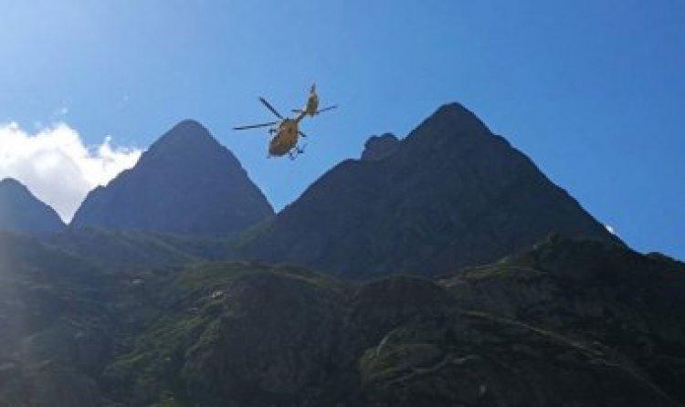 Montagna: grave incidente alla Tds sul Monte Bianco