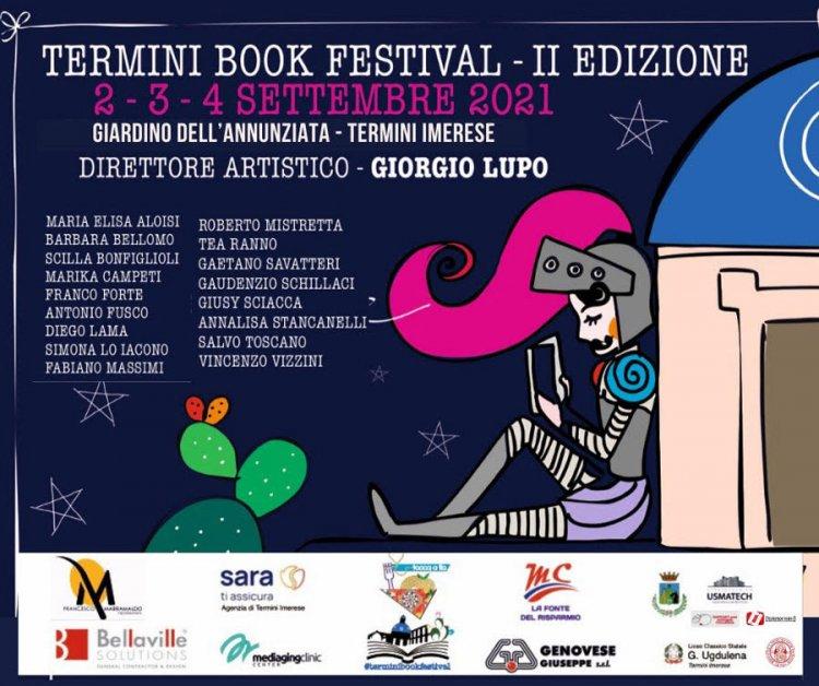 Termini Imerese (PA): Termini Book Festival 2021: kermesse letteraria