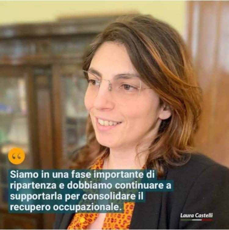 Laura Castelli: supportare fase ripartenza