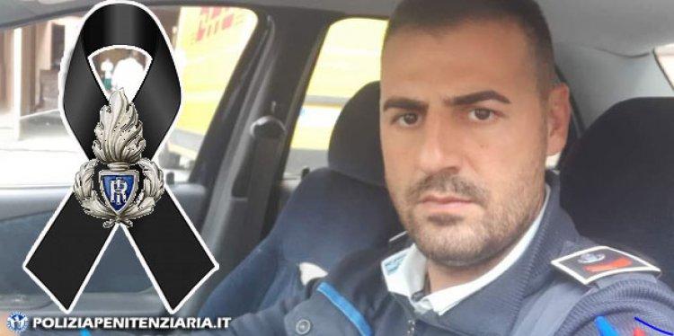 Polizia Penitenziaria di Ancona, Antonio Cariello muore, incidente stradale