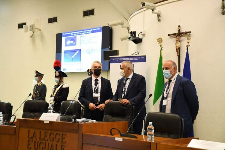 ANTIMAFIA:  a Palermo, conferenza Operativa