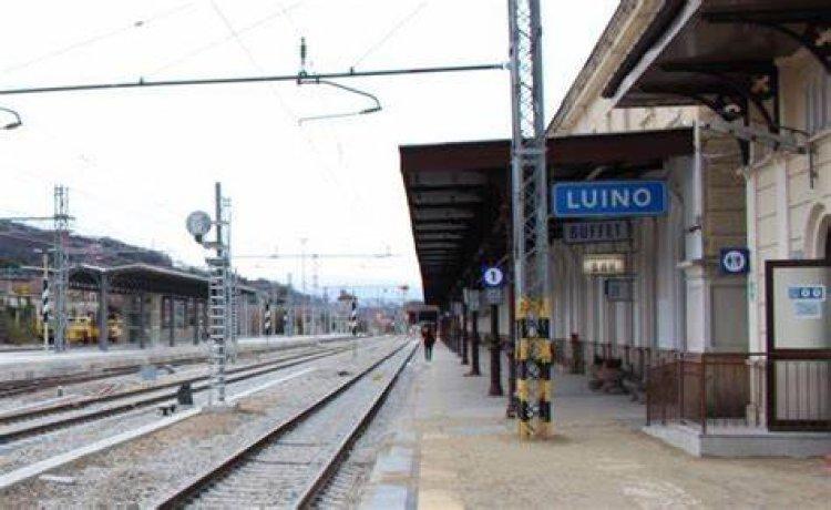 Germignaga: anziano investito da un treno in transito