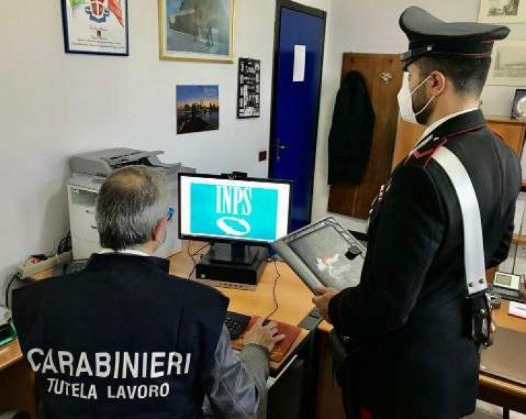 Messina, denunciati per reddito cittadinanza non regolare