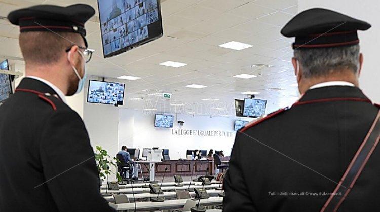 Ndrangheta, altre condanne confermate nella maxi-inchiesta Scott Rinascita