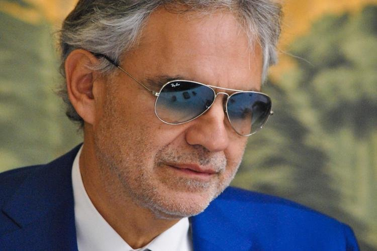 Confessione choc di Andrea Bocelli